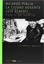 La ciudad ausente (Novela gráfica) (Spanish Edition): de Santis ...